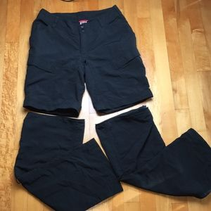 The North Face Convertible Pants Size 4 Long